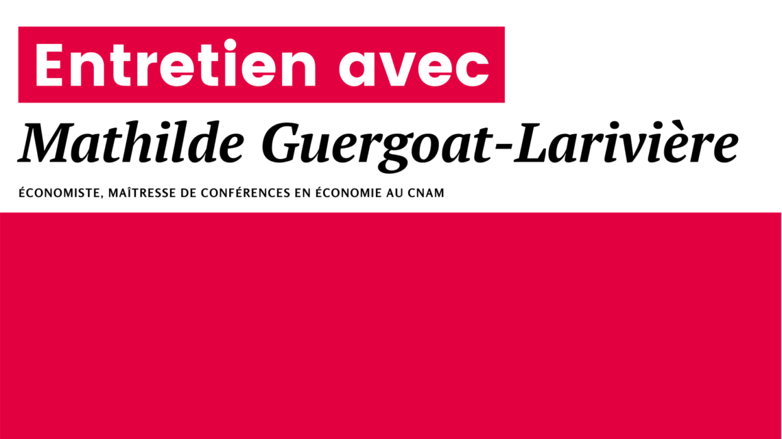 Les femmes ont disparu de l'étude d'impact du gouvernement ! I Entretien avec Mathilde Guergoat-Larivière