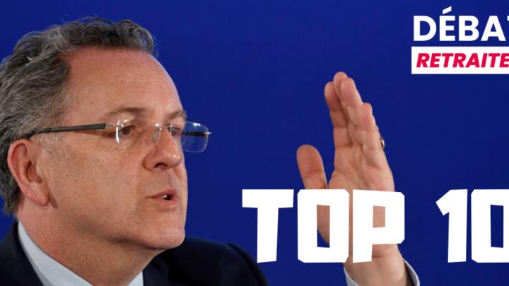 Top 10 I Des petits commentaires de Richard Ferrand dans son dernier livre