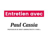 Que reproche le Conseil d'Etat au gouvernement ? I Entretien avec Paul Cassia
